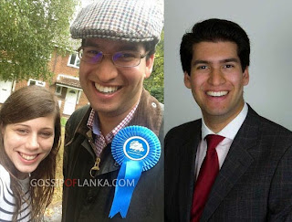Ranil Jayawardena secures seat in UK Parliament from North East Hampshire Constituency with 35,573 Votes