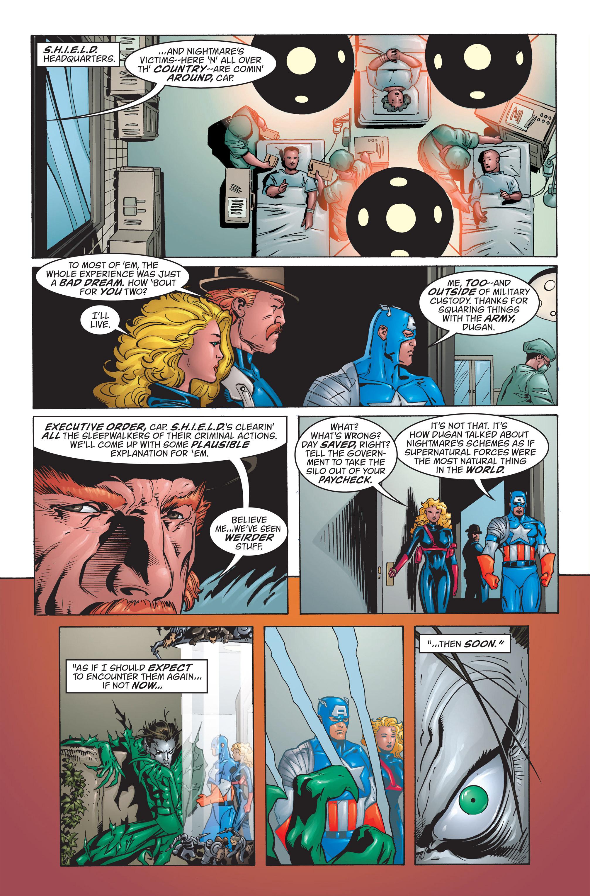 Captain America (1998) Issue #12 #18 - English 29