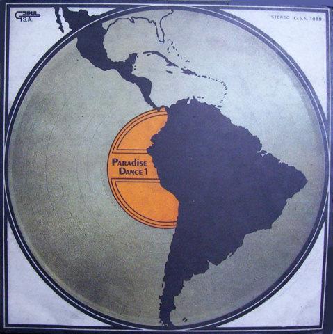 Gapul Discografia: Paradise Dance