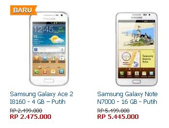 Harga Samsung Galaxy Terbaru Tablet Spesifikasi Info Jual Second Bekas