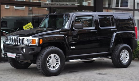 Automotive Review: HUMMER H2 2015 FEATURE