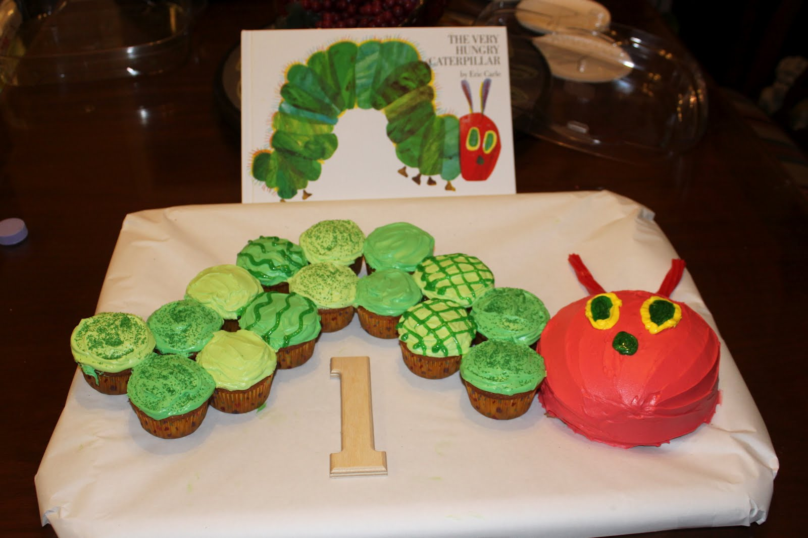 Sarah E Brooks Little As quotVery Hungry Caterpillar