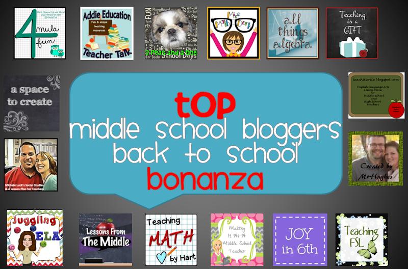 Back to School Bonanza 2013