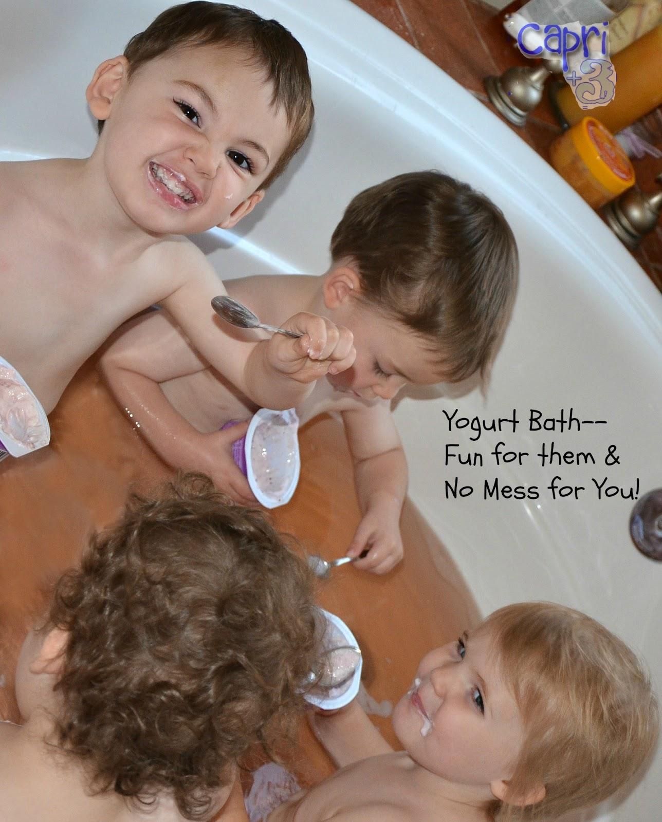 Yogurt Bath - Capri + 3