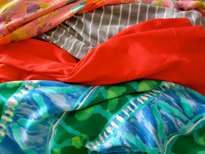 how to identify quality fabric at thrift stores