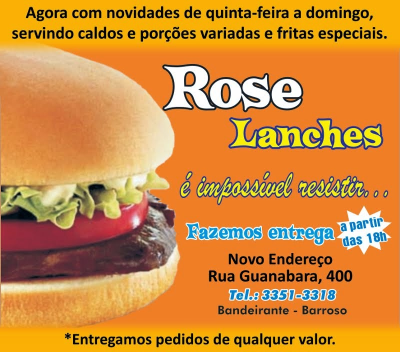 Rose Lanches