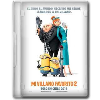 Descargar Mi Villano Favorito 2 2013 Ts Screener 720p Latino 1 Link (Gratis)