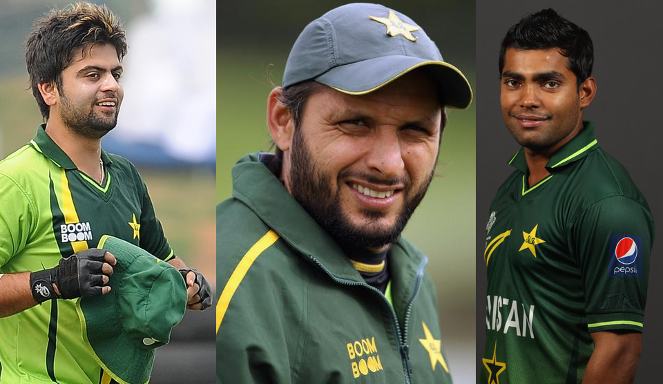 ... shahid khan afridi back on the pakistan cricket teem and the new