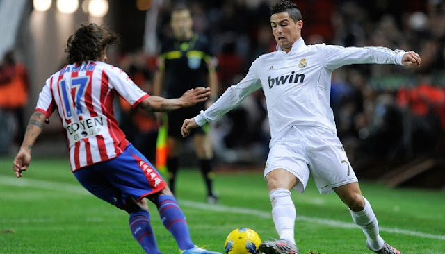 Real Madrid vs Sporting Gijon en vivo