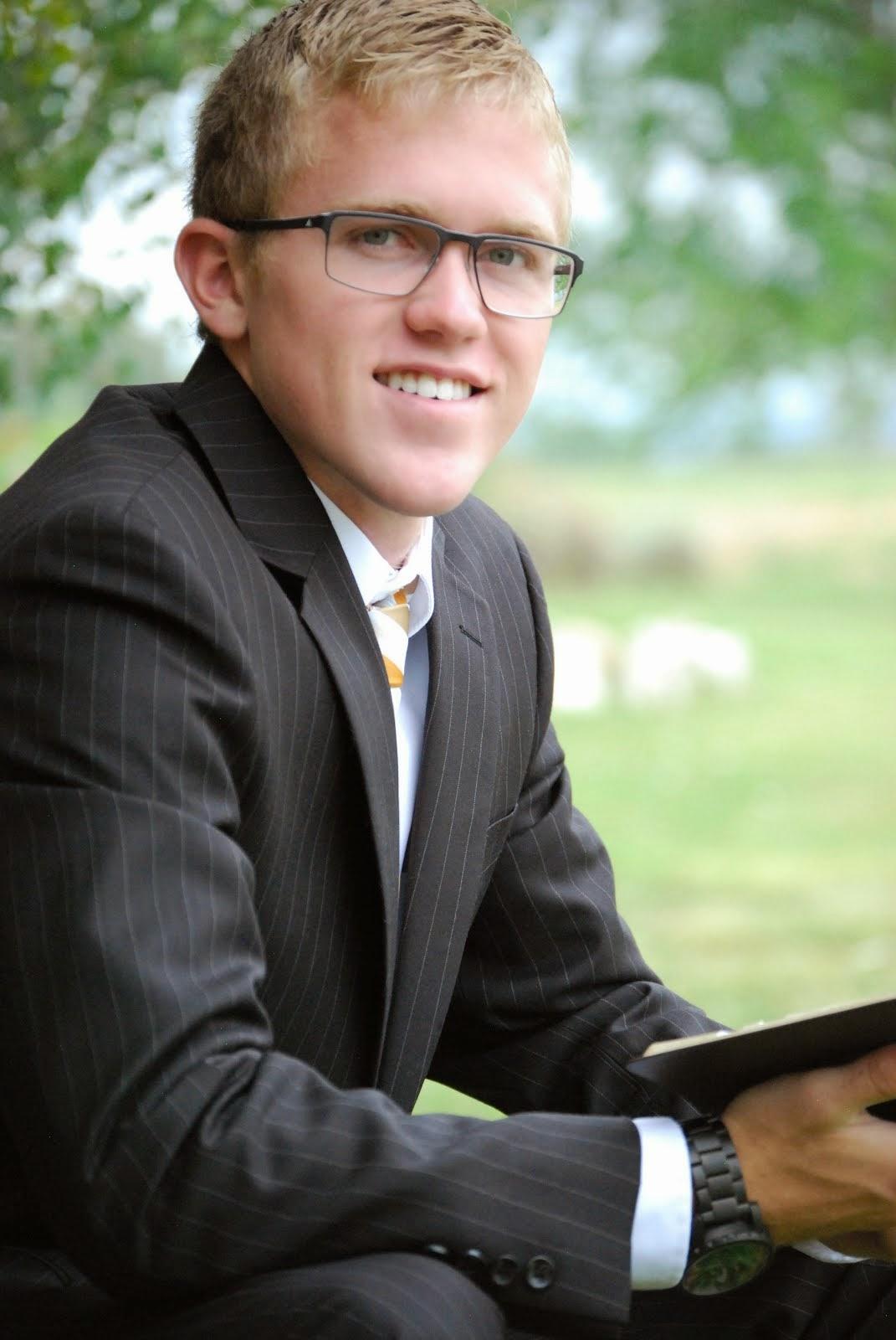 Elder Dylan Ray Lindsay