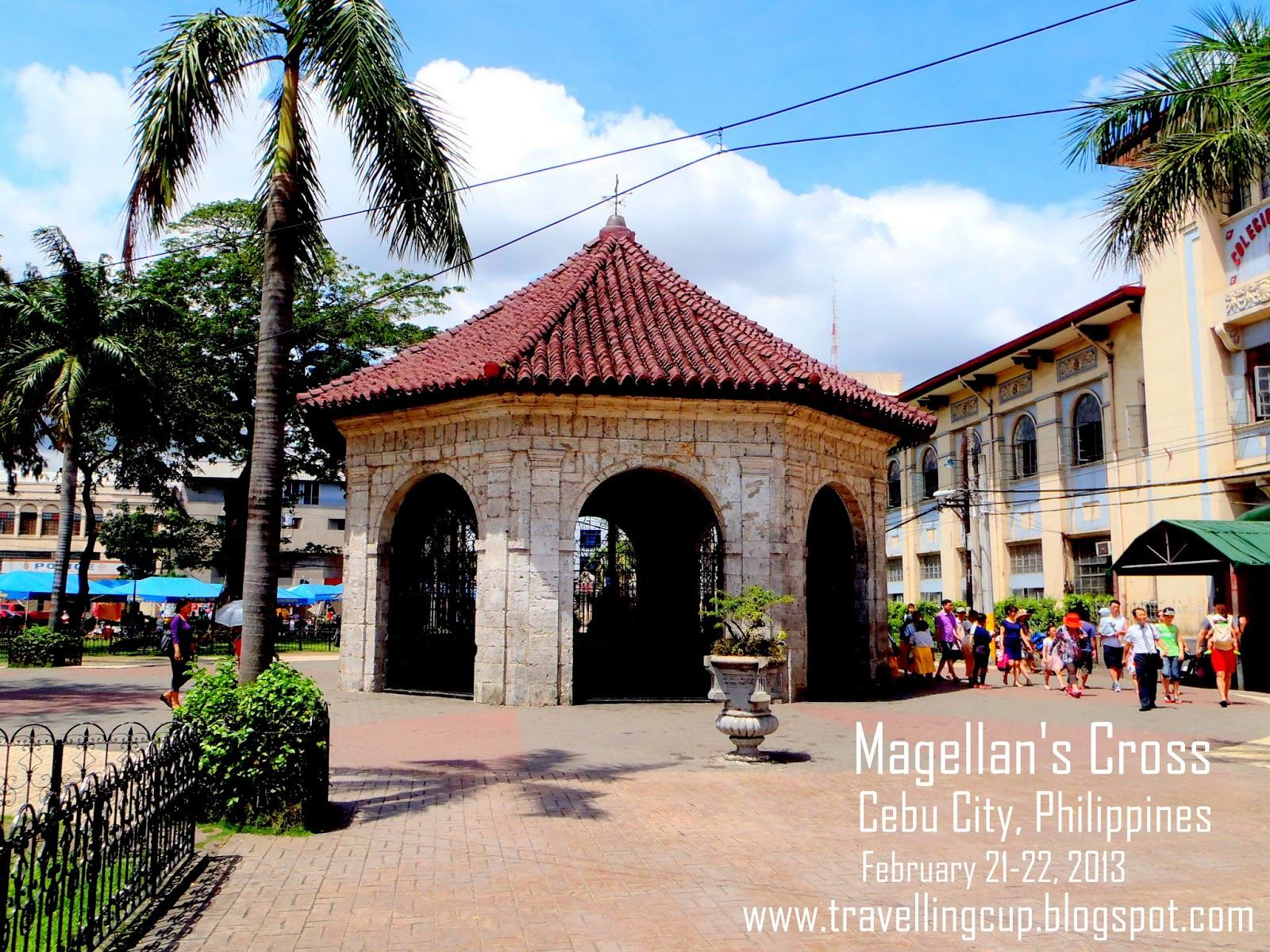 Travellingcup Cebu Historical Places