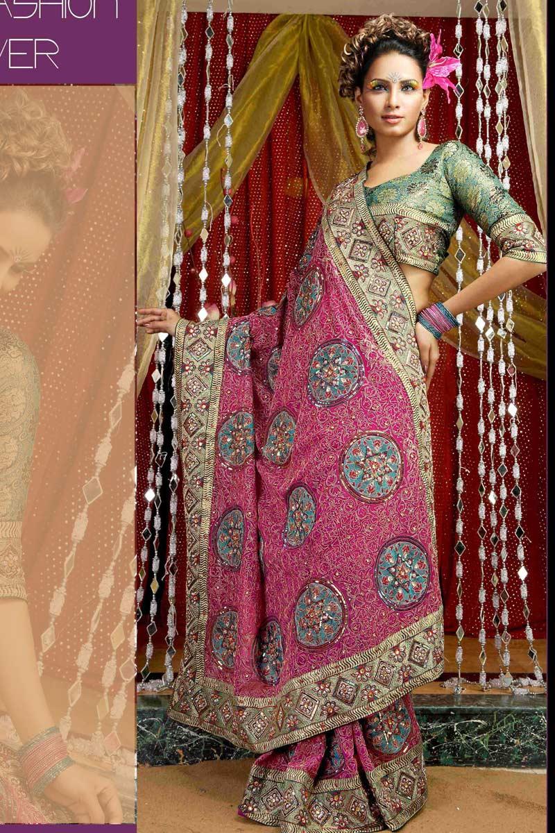 Designer indian wedding dresses she fashions for Trendy indian wedding dresses