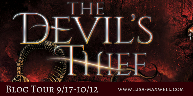 The Devil's Thief Blog Tour