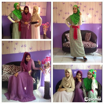 Take @ Shoot for Callysta ' After Lebaran Day'