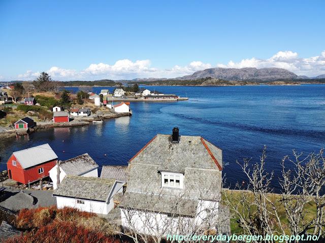 Herdla island