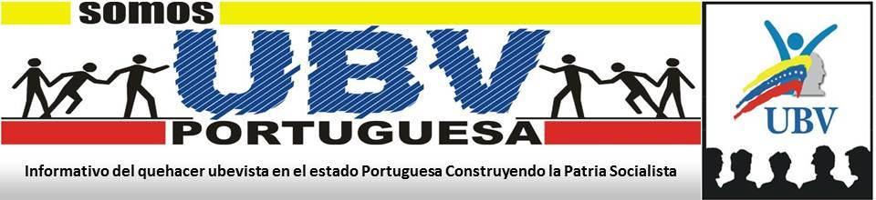 Somos UBV Portuguesa
