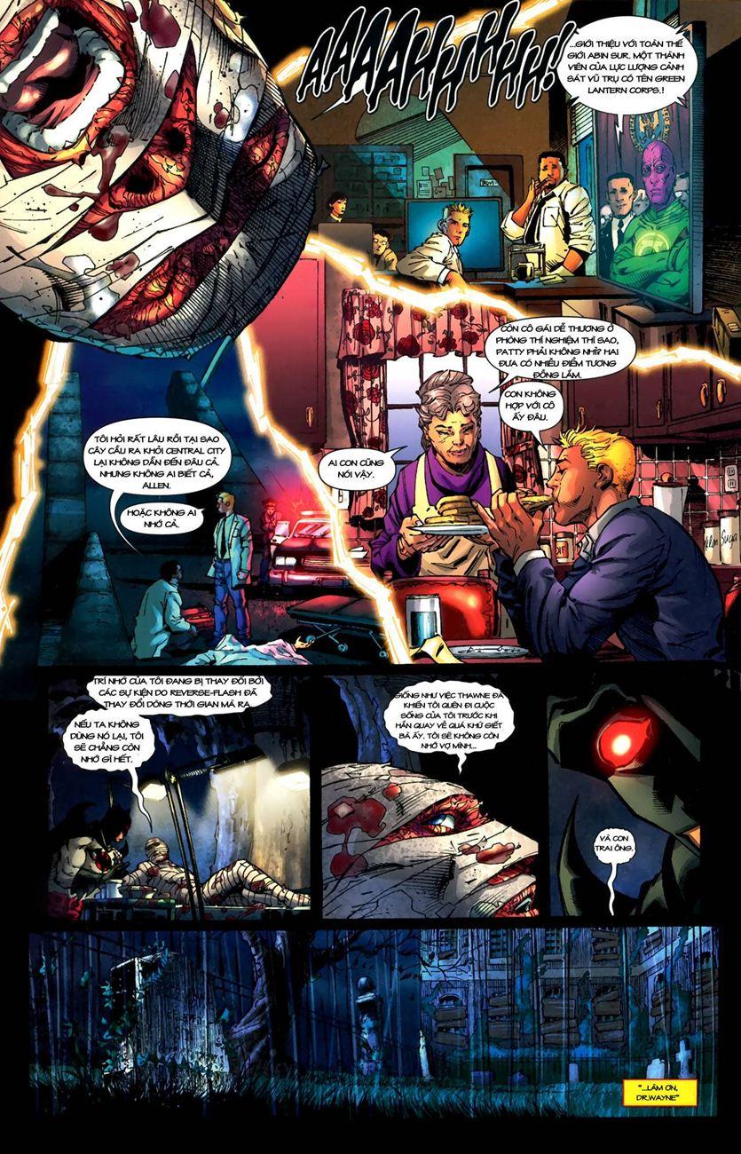 FlashPoint chap 3 - Trang 8