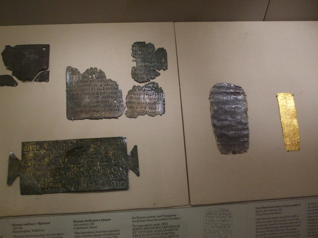 how to make a roman curse tablet