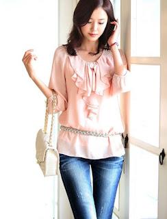 lindos modelos de blusas sociais femininas 07
