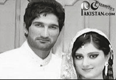 Sohail Tanvir With Wife Latest Pictures