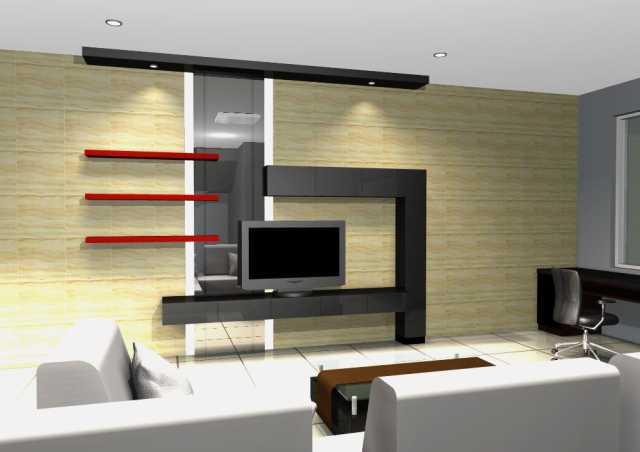 Model rak minimalis di dapur holidays oo for Kitchen set hpl