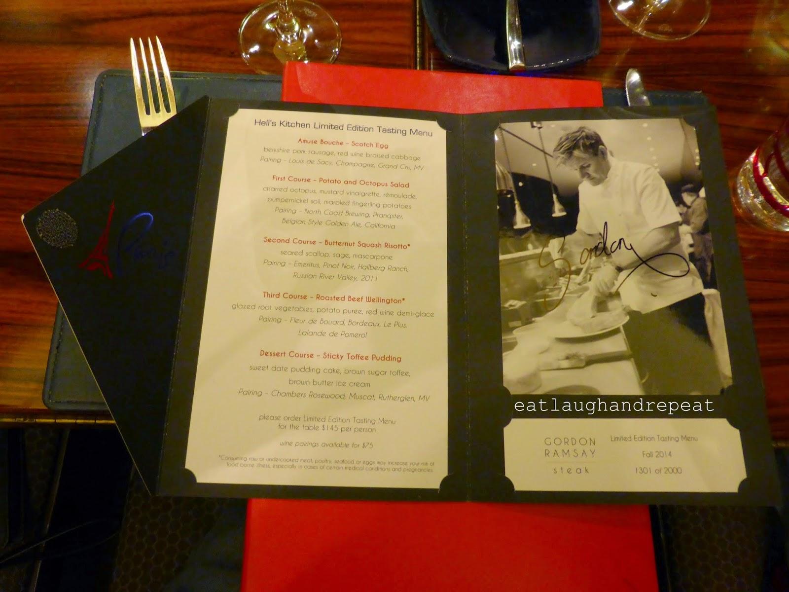 EatLaughandRepeat: Gordon Ramsay Steak