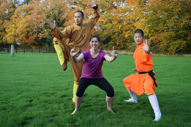 Shaolin Monks Wexford Kung Fu Niamh Griffin