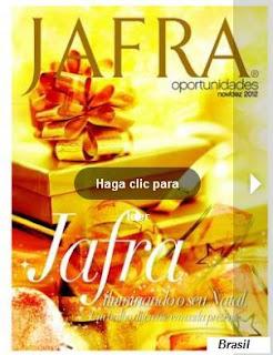 jafra oportunidades nov. 2012
