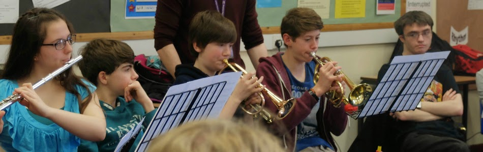 Orchestras Live - First Time Live Youth in Shepshed - photo Jan Ford