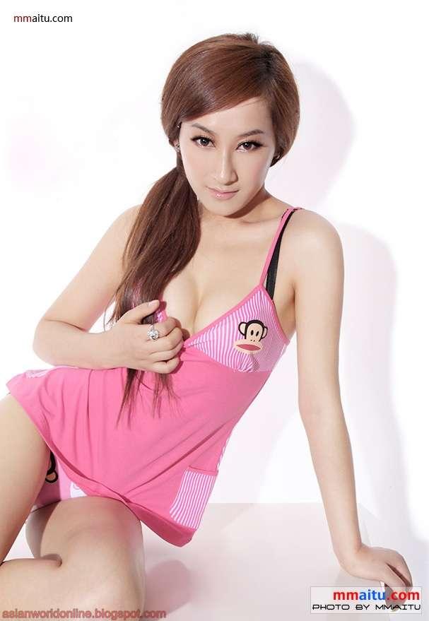 Moko Top Girl Xu Ying Leaked Model Nude Photo Scandal Part 1
