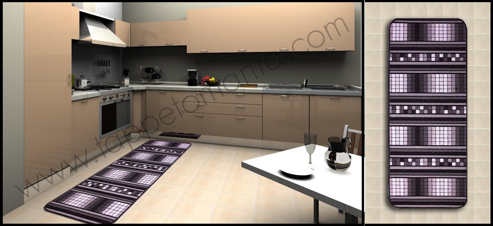 Tappeto Cucina Lungo ~ Idea del Concetto di Interior Design ...