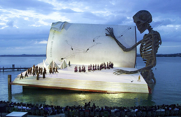 Stages On Lake Constance, Bregenz