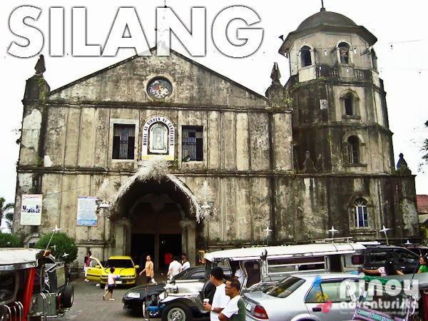 Silang Church in Cavite