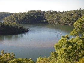 Georges River in Sydney's south
