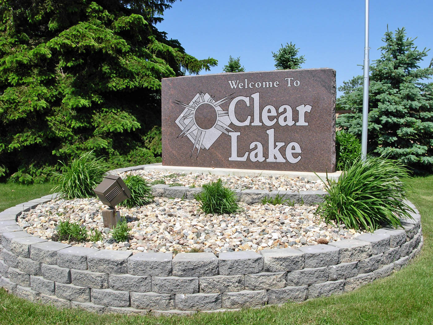 Clear Lake (SD) United States  city images : Geographically Yours Welcome: Clear Lake, South Dakota