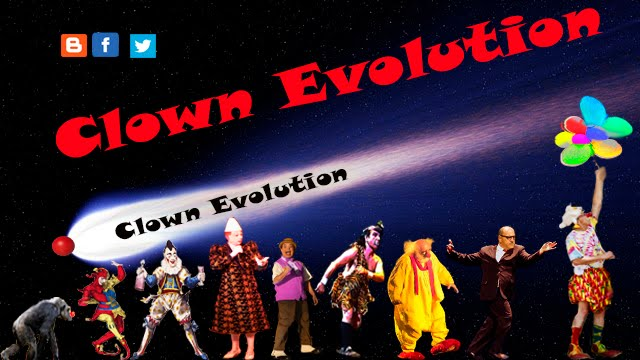 Clown Evolution