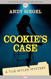 Current Giveaway: Cookie's Case by Andy Sigel