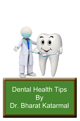 Dental health awareness by Jamnagar dentist dr. bharat katarmal
