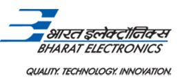 Engineering Jobs Vacancies Notification in BEL 2014