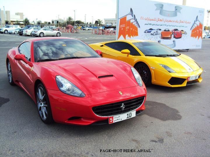 Hiring Sports Cars In Dubai