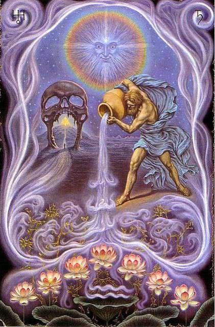 Signo de Acuario, Zodiaco Johfra Bosschart