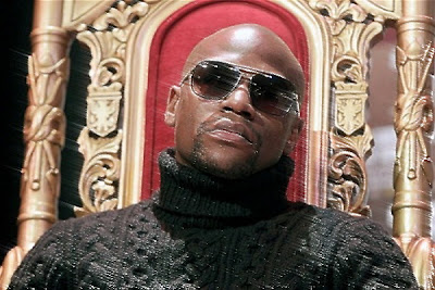 Forbes magazine has published 18 June a list of 100 highest paid athletes in the world (June 2011-June 2012). In the first place was the Boxer Floyd Mayweather