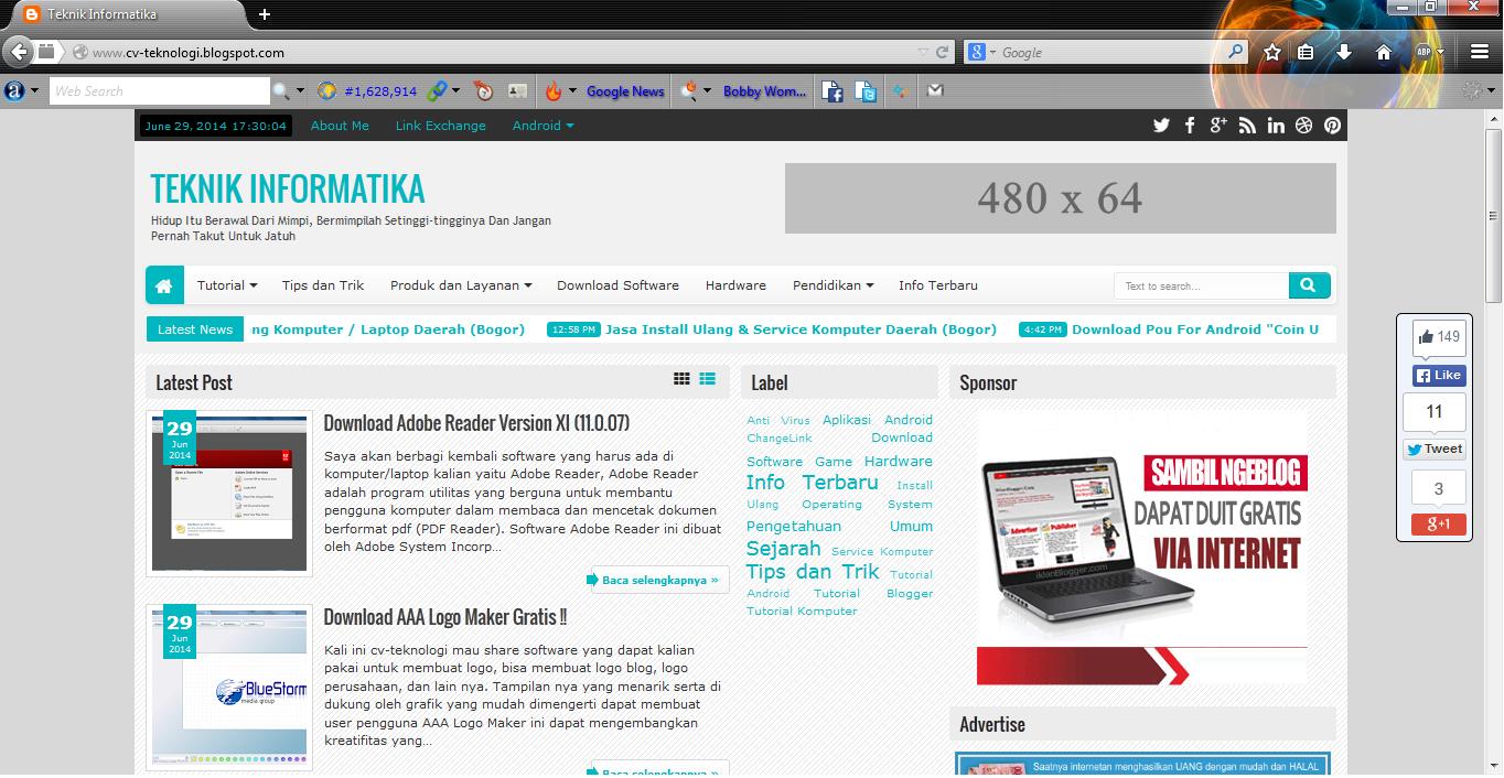 Mozilla Firefox Versi 26.0