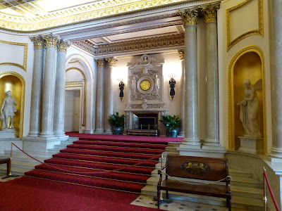 The Grand Hall, Buckingham Palace Photo © Andrew Knowles