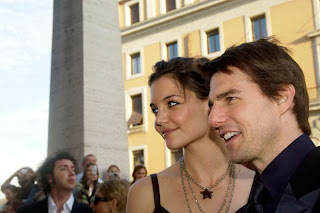 Tom Cruise Wife