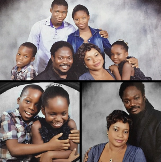 daddy showkey family