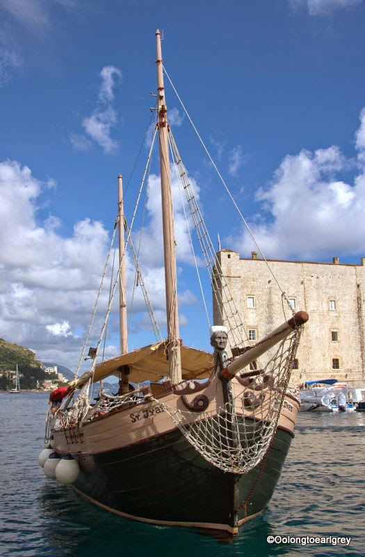 Old Town Harbour, Dubrovnik
