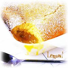 Recipe for June! Cool Lemon Cake!