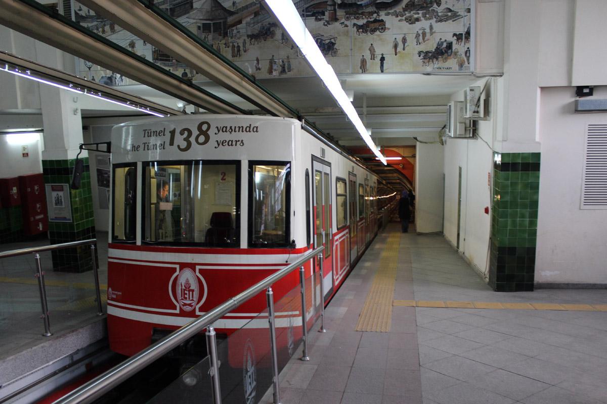 Taksim Tünel İstanbul