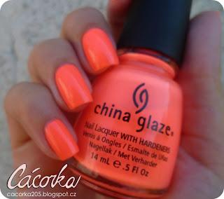 China Glaze - Flip Flop Fantasy